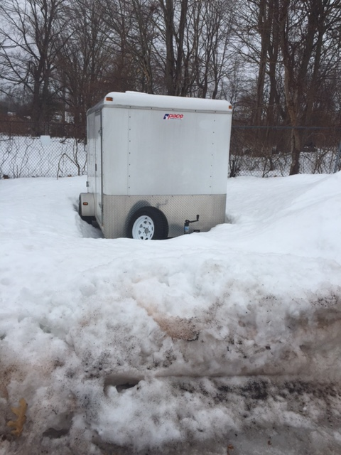 HELP!  The Trailer is Stuck!